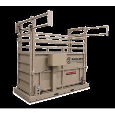 Single Animal PKG One Sliding Gate & One Swing Gate, 5,000 lb Capacity X 1 lb Division