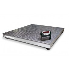 Summit™ 3000 Floor Scale and Indicator Package