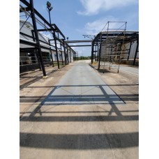 Used Steel Deck Truck Scale 60 X 10